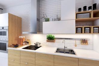"Kitchen iKEA, model ""Tingsrid"""