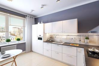 """Kitchen iKEA, model """"Vedinge"""""""