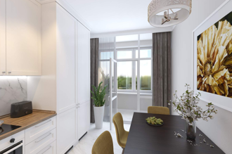1 bedroom apartment 63,7 m²